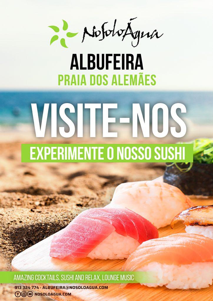 Sushi – NSA Albufeira