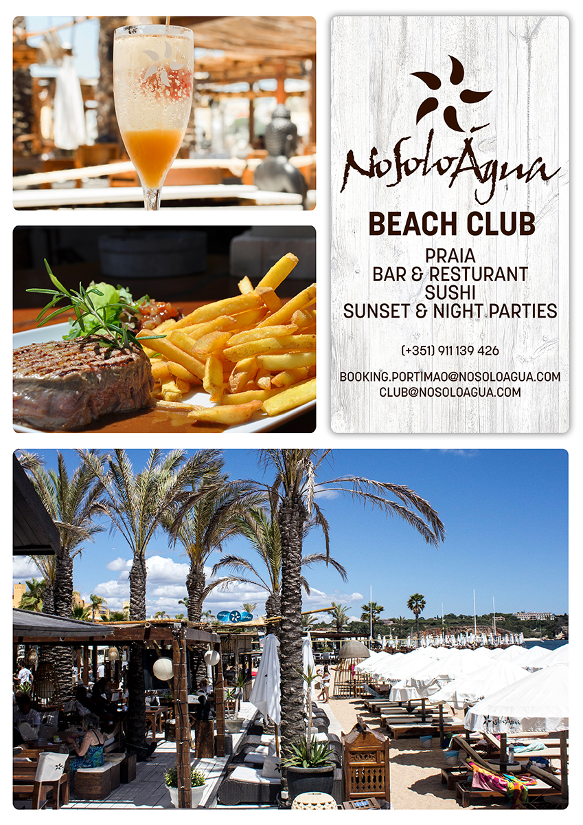 NSA Portimão – Beach Club