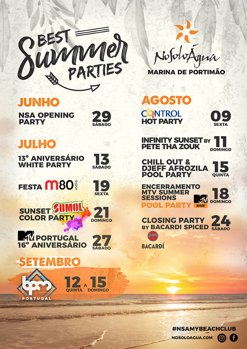 Best Summer Parties