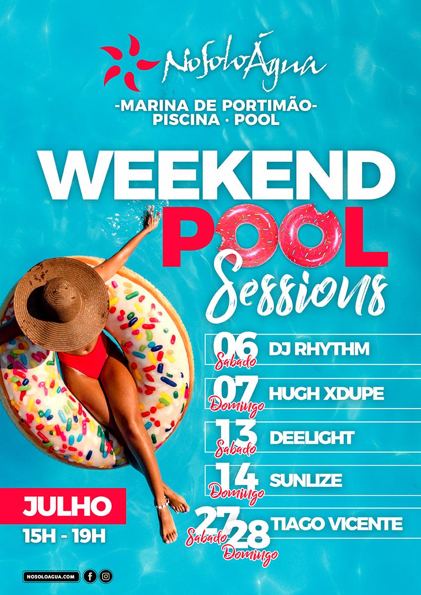 Weekend Pool Sessions