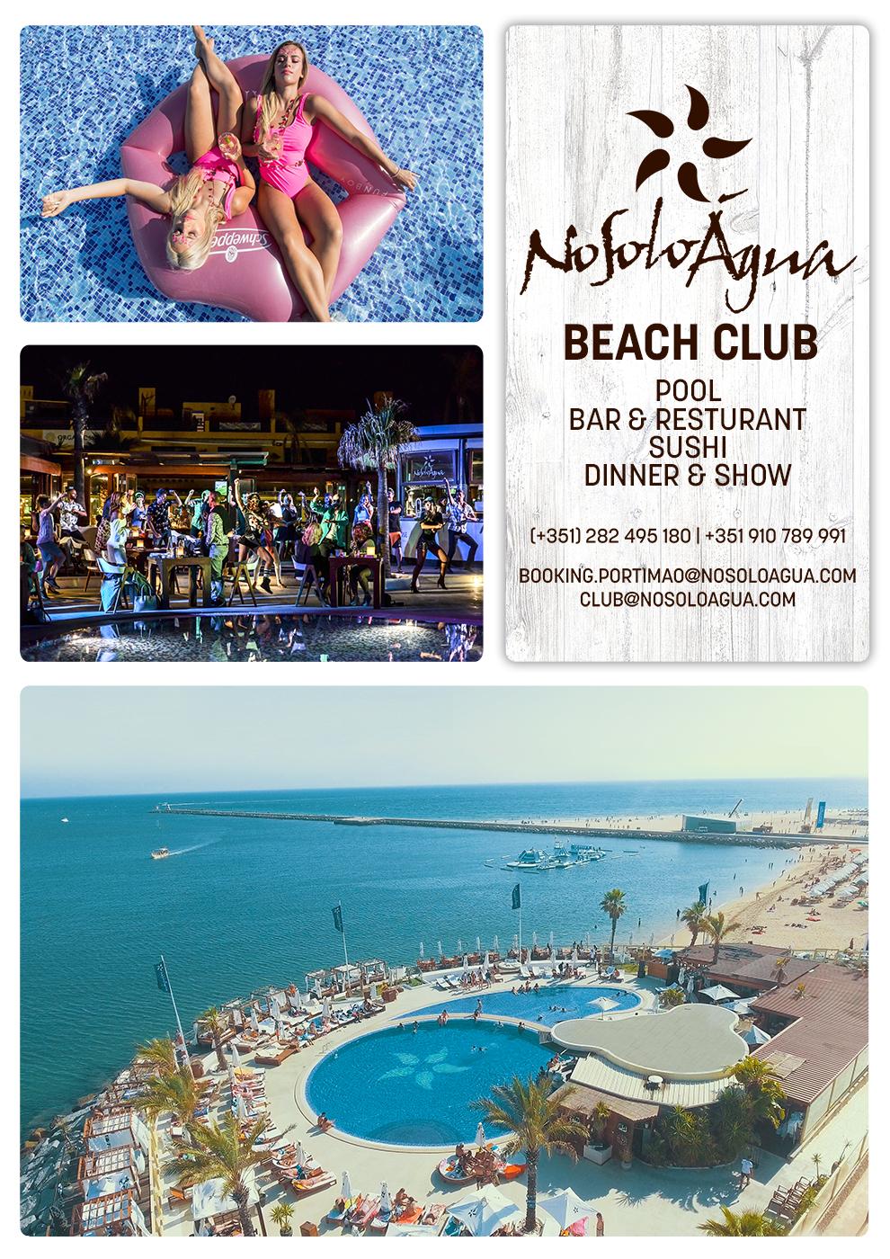 NSA Portimão – Beach Club