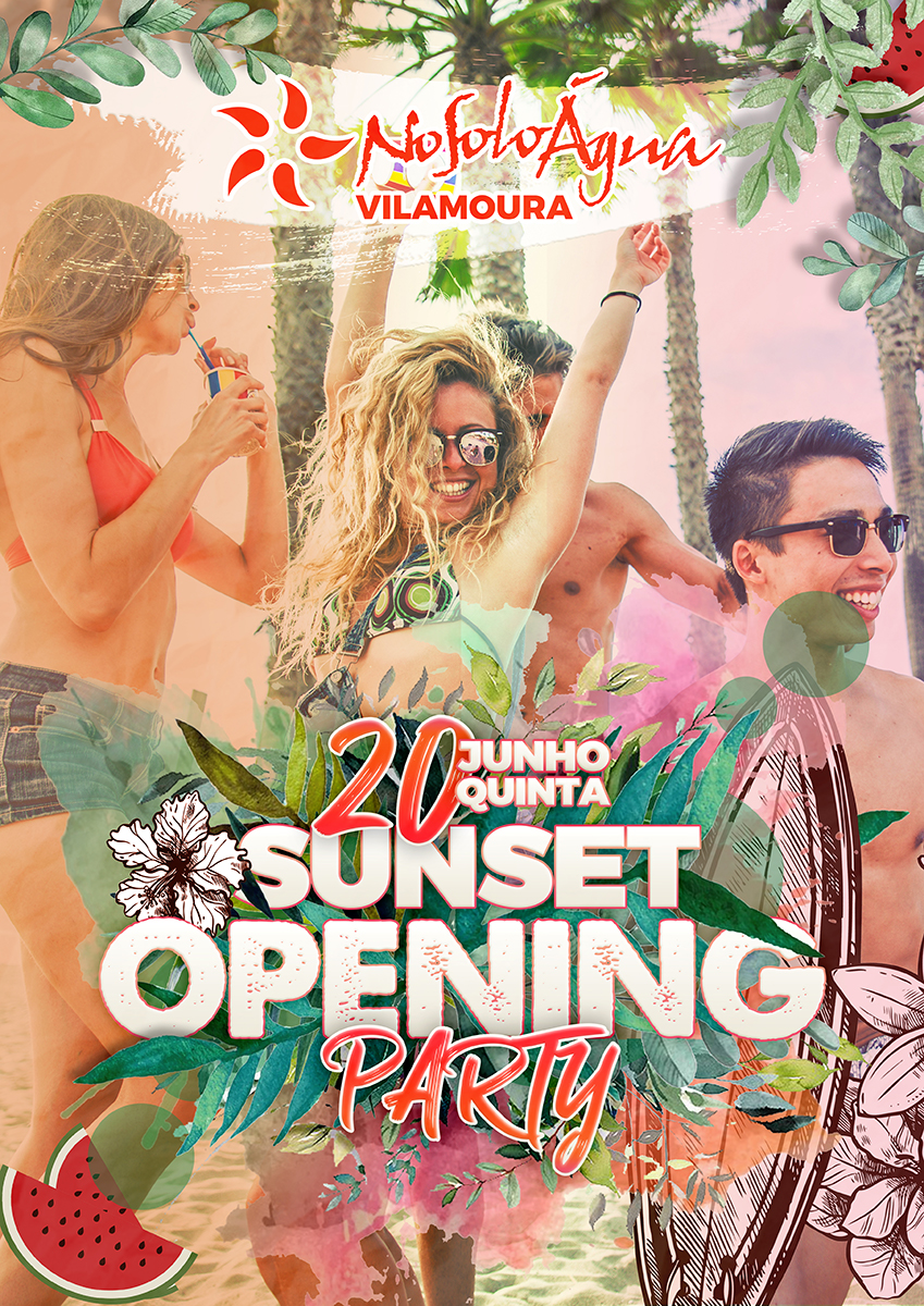 Opening Sunset Party