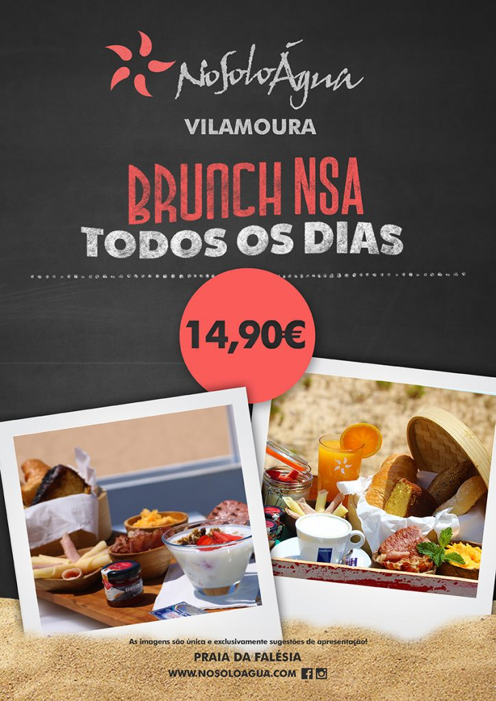 Brunch NSA – Every Day!