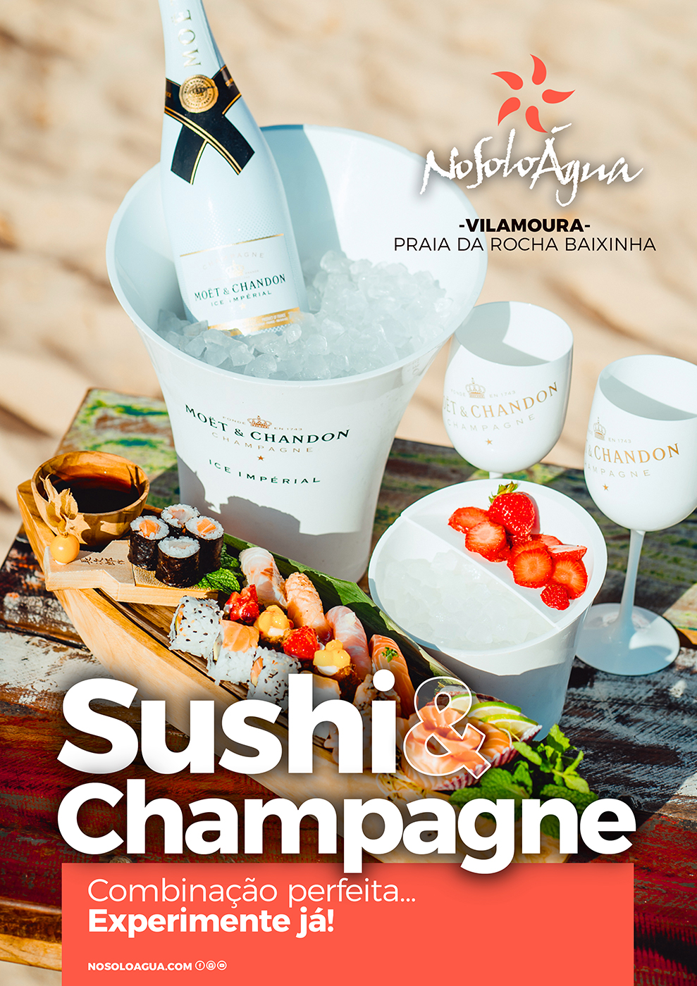 Sushi & Champagne