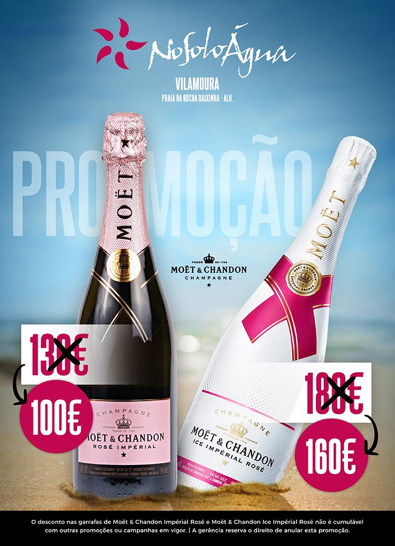 Promoção Moët & Chandon